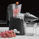 Lurch Slow Juicer, manuell juicer for hvetegress, grønnsaker og frukt thumbnail